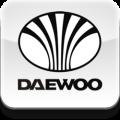Переходные рамки Daewoo