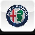 Переходные рамки Alfa Romeo