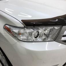 Toyota Highlander II (2007-2014) на Hella 3R Переходная рамка