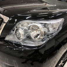 Toyota Land Cruiser Prado 150 (2009 - 2015) Для Адаптивных фар на Hella 3R Переходная рамка