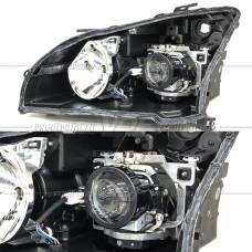 Lexus RX II (2003-2009) Для Адаптивных фар на Hella 3R Переходная рамка