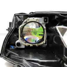 Mazda 6 GH (2007-2012) галоген на Hella R Переходная рамка
