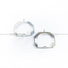 Infiniti EX (2007-2017) для Адаптивных фар на BI-LED Переходная рамка