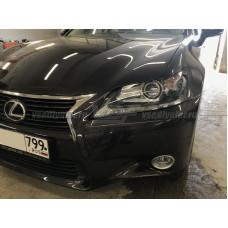 Lexus GS (2011-2016) Для Адаптивных фар на Hella 3R Переходная рамка