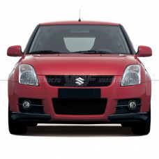 Стекло для фары Suzuki Swift (2003-2010) Левое