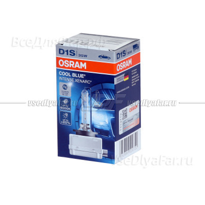 OSRAM D1S Xenarc Cool Blue Intense 6000K