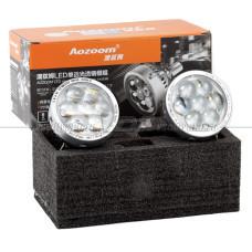 Светодиодные модули дальнего света с ДХО Aozoom ALPD-04