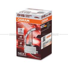 OSRAM D1S Xenarc Night Breaker Laser +200% 66140XNL Ксеноновая лампа