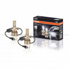 Светодиодные лампы OSRAM LEDRIVING H4 12V 25W, 2шт, 64193DWS