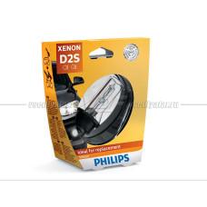 Ксеноновая лампа PHILIPS D2S Vision 4400K