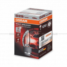 OSRAM D2S Xenarc Night Breaker Unlimited +70% 66240XNB