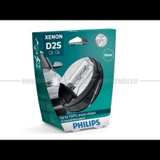 PHILIPS D2S X-tremeVision gen 2 4800K +150% Ксеноновая лампа 85122XV2S1