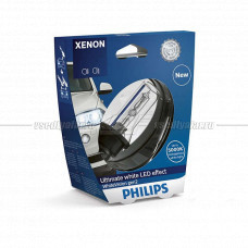PHILIPS D2R Xenon WhiteVision gen2 5000K Ксеноновая лампа 85126WHV2S1
