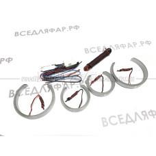 Светодиодные Ангельские глазки для BMW 1 E81/88 Галоген