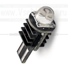 T16-251L 5000К Светодиодная лампа W16W, 1х2Вт. (Задний ход)