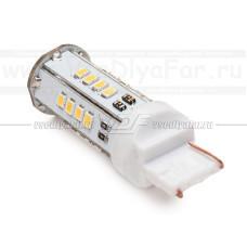 T20-1200 5000К Светодиодная лампа W21W, 24х0,5Вт. (Задний ход)
