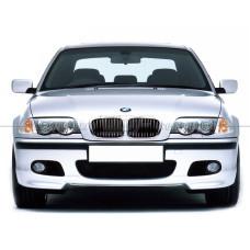 Стекло для фары BMW 3 E46 1998-2002 Дорестайлинг Левое