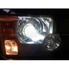 Светодиодные вставки в фары для Land Rover Discovery III