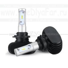 Светодиодная лампа VDF S1 9005 (HB3) 6000K (комплект, 2 шт.)