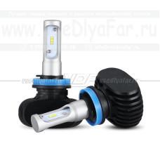 Светодиодные лампы VDF S1 Н11 6000K (комплект, 2 шт.)