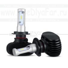 Светодиодные лампы VDF S1 Н7 6000K (комплект, 2 шт.)