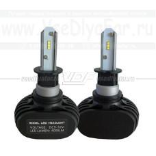 Светодиодные лампы VDF S1 Н1 6000K (комплект, 2 шт.)