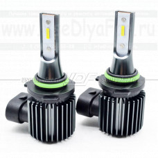 Светодиодная лампа VDF EF2 9005/9006 (HB3/HB4) 6000K (комплект, 2 шт.)