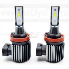 Светодиодные лампы VDF EF2 H11 6000K (комплект, 2 шт.)