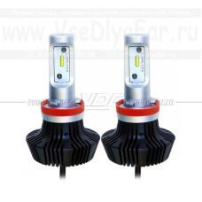 Светодиодные Лампы VDF G7 H11 (комплект 2 шт)