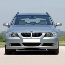 Стекло для фары BMW 3 E90 / E91 (2005-2012) Левое Для фар ZKW