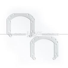 002 Переходная рамка Модуль BI-LED