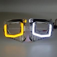 Toyota Tundra (2013-2020) Комплект масок для фар