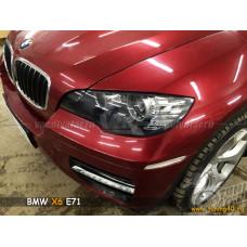 Светодиодные Ангельские глазки для BMW X6 E71