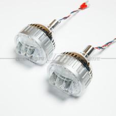 Aozoom ALPD-05 Bi-Led Светодиодные модули (ДХО, ПТФ и Дальний свет) (комплект 2 шт)