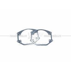 009 Переходная рамка Модуль BI-LED