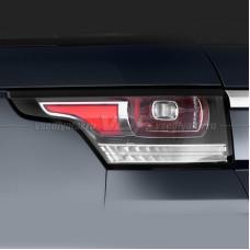 Стекло для заднего фонаря Range Rover Sport (2013-2017) Правое