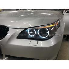 BMW 5 Е60 Дорестайлинг Светодиодные Ангельские глазки