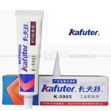 Клей-герметик бесцветный многоцелевого назначения KAFUTER К-5905
