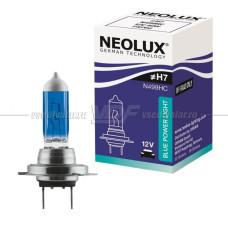 Лампа галогенная NEOLUX H7 12V-80W Blue Power Light, 1 шт