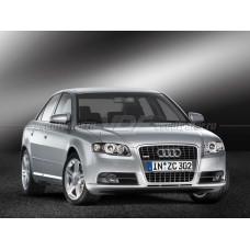 Audi A4 B7 (2004-2009) Стекло фары Правое