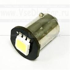BA9-T101 Светодиодная лампа T4W, 1х1Вт.
