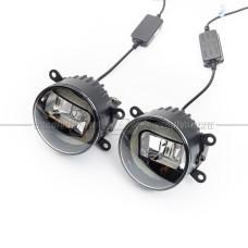 LED Fog 701 Светодиодные противотуманные фары c DRL