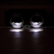 LED Fog 703 Светодиодные противотуманные фары c DRL