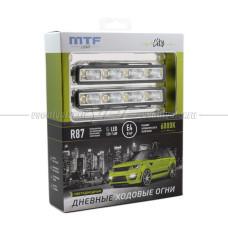 Дневные ходовые огни MTF light City LDL125
