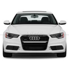 Стекло для фары Audi A6 С7 (2011-2014) Левое